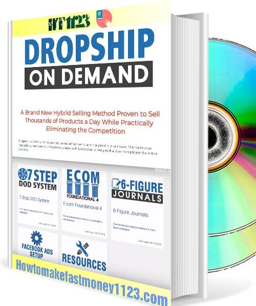 Dropship On Demand - Don Wilson free download
