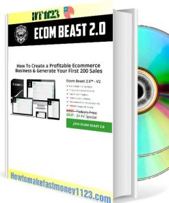 Ecom Beast 2.0 - Harry Coleman FREE DOWNLOAD