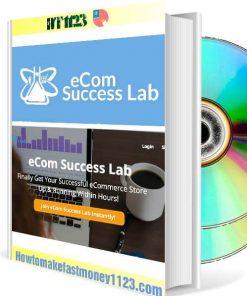 Ecom Success Lab - Anthony Mastellone free download