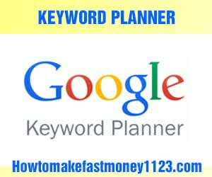 How To Use Google Keyword Planner Without Creating An Ad For Keyword Research 2019