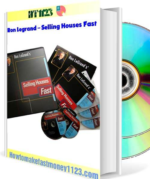 Selling Houses Fast - Ron Legrand Free Download