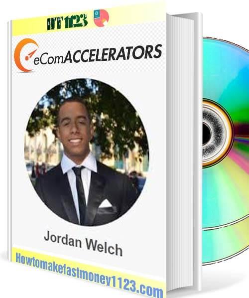 """eCom Accelerators """"0-100"""" Program - Jordan Welch"""