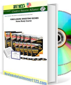 David Lindahl - The Foreclosure Investing Riches Complete System