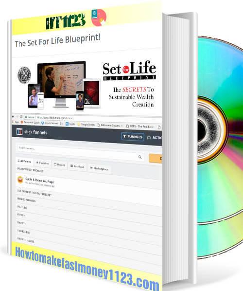 Dean Graziosi – The Set For Life Blueprint