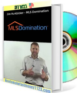 Jim Huntzicker – MLS Domination