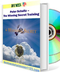Peter Schultz – The Winning Secret Training DOWNLOAD