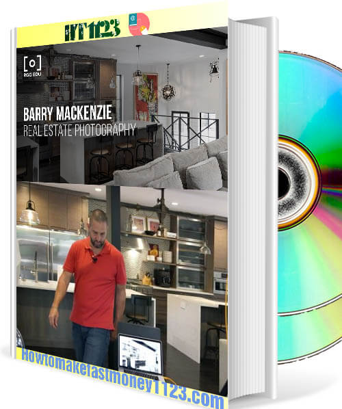 RGGEDU – Real Estate Photography & Retouching With Barry MacKenzie