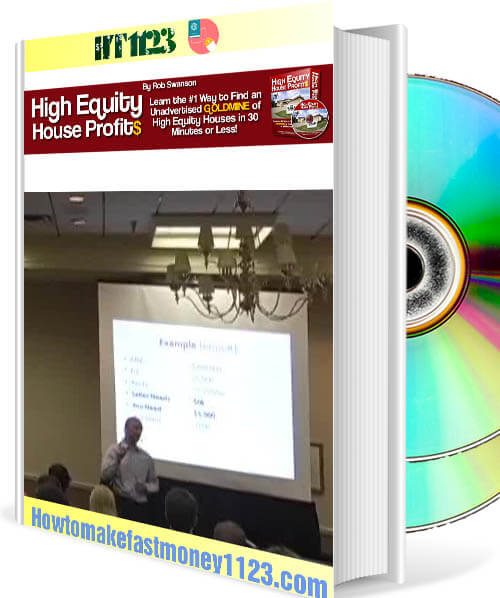 Rob Swanson - High Equity House Profits