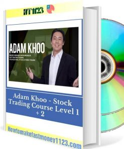 |DOWNLOAD| Piranhaprofits – Adam Khoo – Stock Trading Course Level 1 + 2