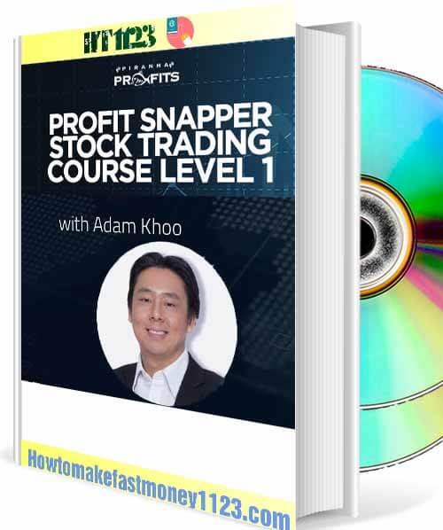 Piranha Profits - Stock Trading Course Level 1 Profit Snapper Adam Khoo download thumb