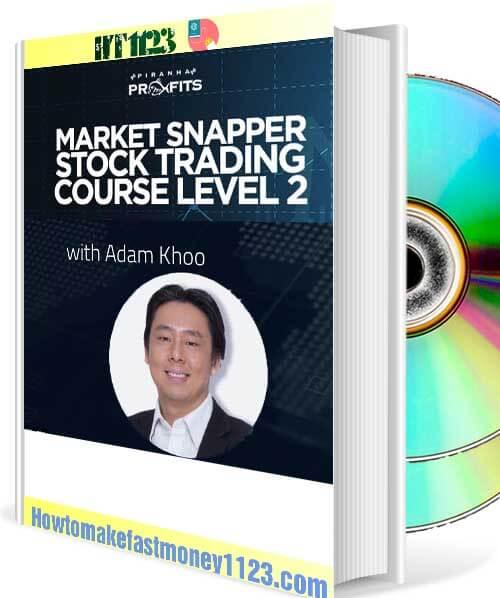 Piranha Profits - Stock Trading Course Level 2 Market Snapper Adam Khoo