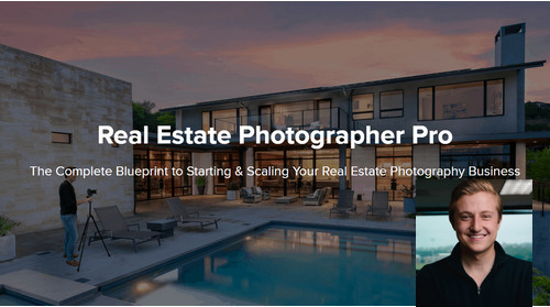 Eli Jones – Real Estate Photographer Pro