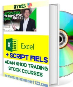 All Adam Khoo Excel Sheets And Scripts